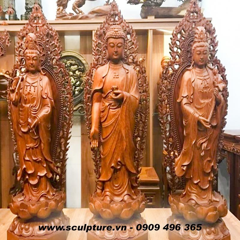 cách điêu khắc tượng gỗ