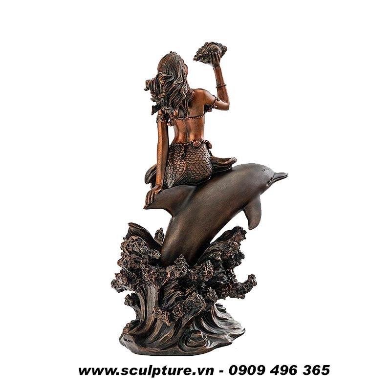 điêu khắc tượng kim loại đẹp