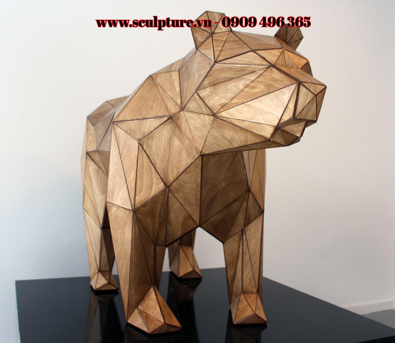 đơn vị nhận điêu khắc gỗ nghệ thuật